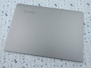 Крышка матрицы Lenovo S300 серебряный 90201506 Оригинал с разборки