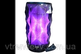 Колонка портативная светящаяся Т-2323А