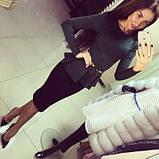 Платье баска длинна 1 метр 42 44 46 48 50 Р, фото 2