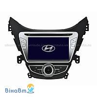 Штатная магнитола Incar AHR-2464A4 для Hyundai Elantra 2014+