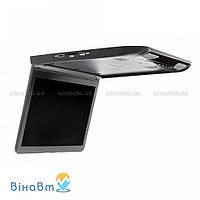 Потолочный монитор Clayton SL-1330 Full HD BL с USB/SD, цвет черный