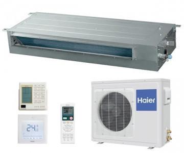 Кондиционер канальный средненапорный HAIER AD48NS1ERA(S) /1U48LS1ERB(S) Invertor