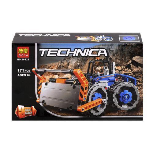 """Конструктор Bela 10822 (Аналог Lego Technic 42071) """"Бульдозер"""" 171 деталь"""