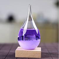 Барометри Штормгласс міні крапля кольорова, барометр, Storm glass