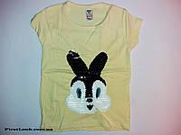 Детская футболка на девочку (5-8 лет)