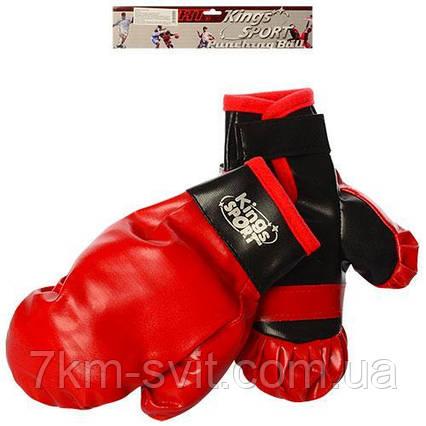 Боксерские перчатки M 2920