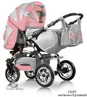 Транс беби Прадо люкс детская универсальная коляска-трансформер Trans baby Prado lux