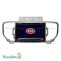 Штатная магнитола Incar AHR-1885A5 для Kia Sportage 2016+