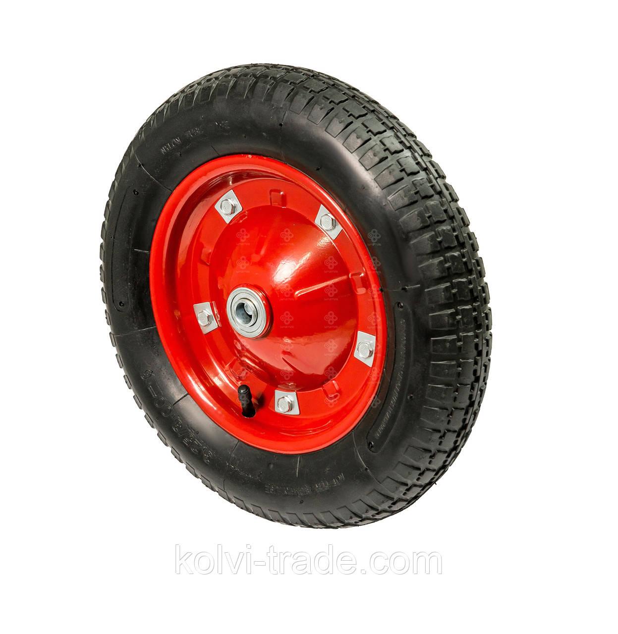 Колеса без кронштейна Серия 28 с шариковыми подшипниками Диаметр: 400мм.
