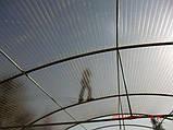 Волнопласт пластиковый шифер гофрированный бронзовый 2,5х20м, фото 3