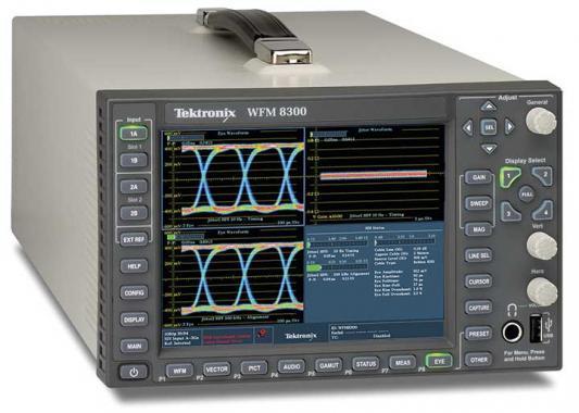 Телевизионный осциллограф серии WFM/WVR8000
