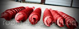 Паля гвинтова многолопастная діаметром 89 мм довжиною 1 метр, фото 2