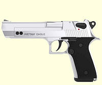 Пистолет стартовый Retay Eagle nickel