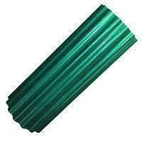Волнопласт пластиковый шифер гофрированный зеленый 2,5х20м