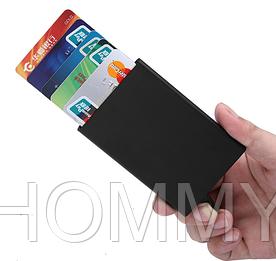 Картхолдер с защитой от бесконтактного считывания ANTI RFID
