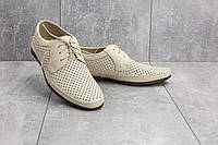 Повседневная обувь Vankristi 390 (весна/осень, мужские, натуральная кожа, бежевый)