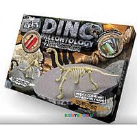 Игровой набор Раскопки динозавров 2 в 1 DINO PALEONTOLOGY Danko Toys DP-01 (в ассортименте 4 вида)