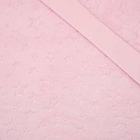 Плюш Minky Stars розовый