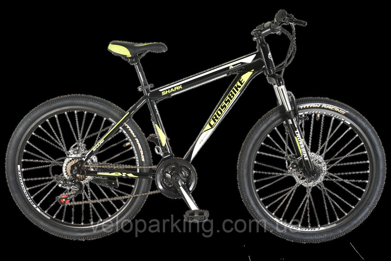 Горный велосипед Cross Shark 26 (2019) new