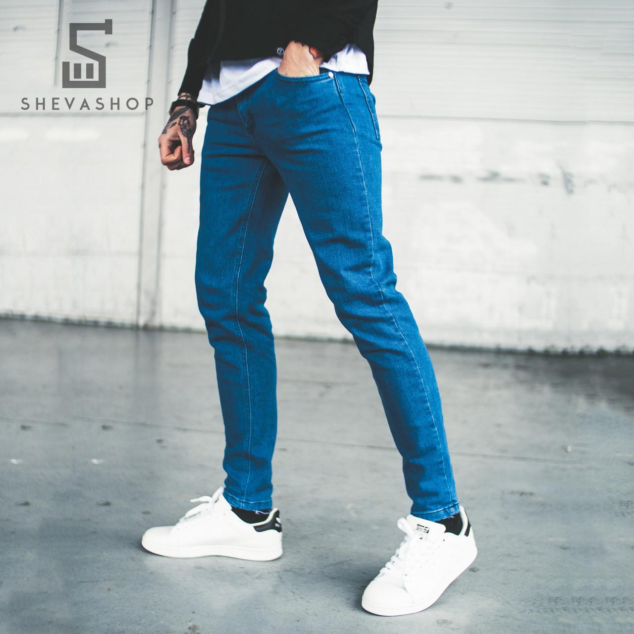 Джинсовые брюки мужские BeZet Fit Sky 19 XS