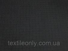 Ткань Рип стоп черный 65/35, фото 3