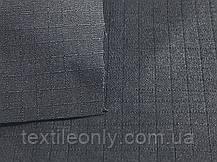 Ткань Рип стоп черный 65/35, фото 2