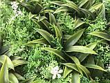 Килимок на могилу 60х40, штучна трава для могили, фото 6