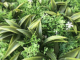 Килимок на могилу 60х40, штучна трава для могили, фото 7
