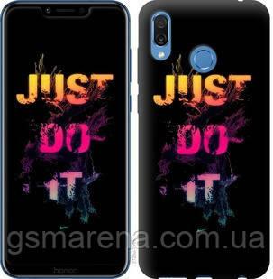 Чехол на Huawei Honor Play Just Do It - Bigl ua
