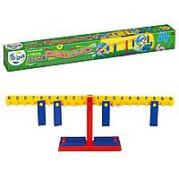 Детские математические весы Gigo Набор для обучения НУШ (1026)