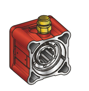 Коробка отбора мощности Hydrocar 81Z1