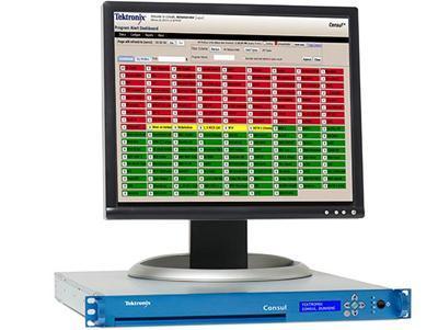 Анализ видеоданных и отчетность на локальном, региональном или национальном уровне Consul