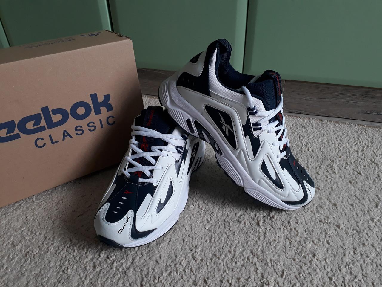 bb63ff23d1b22e Мужские кроссовки Reebok DMX 1200 White/Blue белые с синим - sinitsa_shop -  интернет-