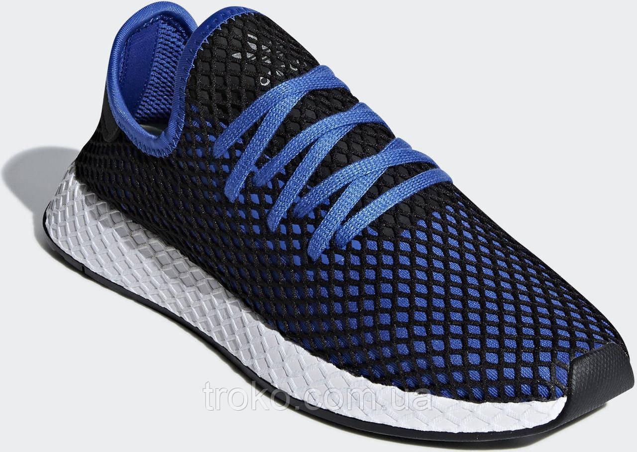 44acb545 Мужские кроссовки Adidas Originals Deerupt Runner B41764 (Оригинал) -  TROKO-обувь,аксессуары