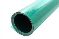 Волнопласт пластиковый шифер плоский зеленый 2х20м