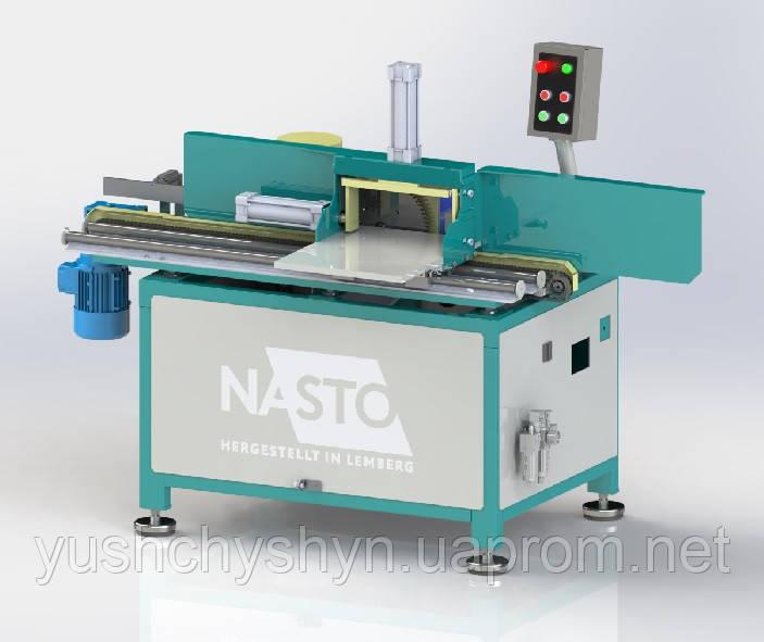 Шипорезный станок с автоматическим перемещением каретки TCG 16-16 NASTO