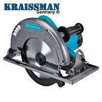 Дисковая циркулярная пила «KRAISSMAN» 2400 KS' 255 (ПД)