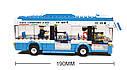 Конструктор Sluban M38-B0330 Двухэтажный автобус 235 деталей, фото 2