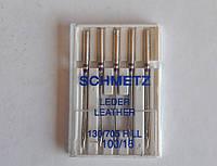 Игла для кожи Schmetz Leather №100/16