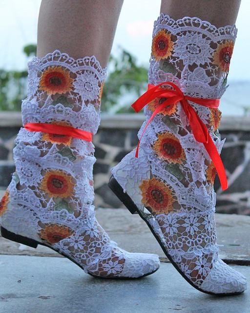 Обувь весна-лето