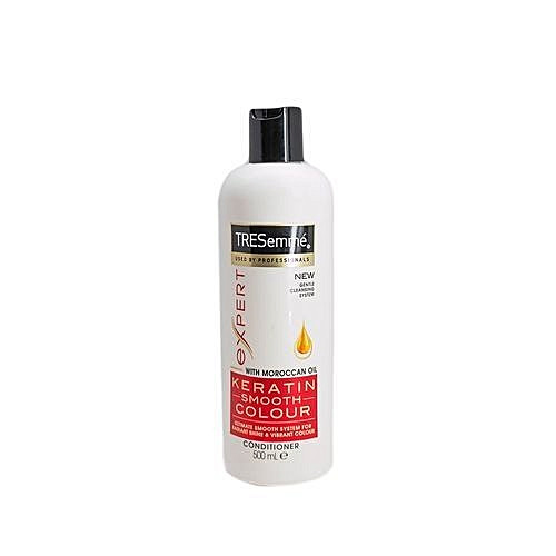 Ополоскувач для фарбованого волосся TRESemme Keratin Smooth Color  500мл.