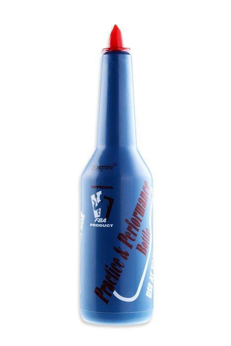 Бутылка для флейринга синого цвета H 290 мм (шт)