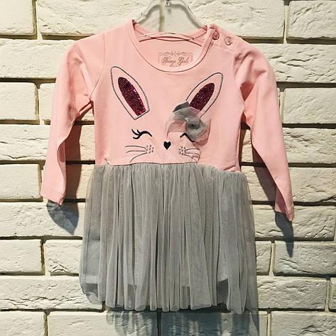 Нарядное платье для девочки 92, фото 2