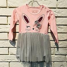 Нарядное платье для девочки 92