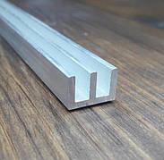 Ш-образный профиль алюминиевый