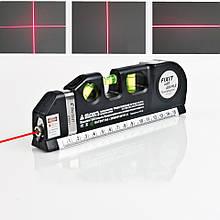 Лазерный уровень со встроенной рулеткой