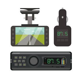 Автозвук, видео, навигация
