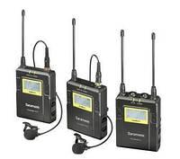 Saramonic Zestaw bezprzewoкwy UWMIC9 (RX9+TX9+TX9)