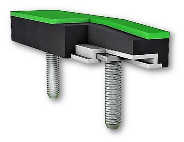 Алюминиевый профиль для конвейера фольксваген транспортер тюнинг видео
