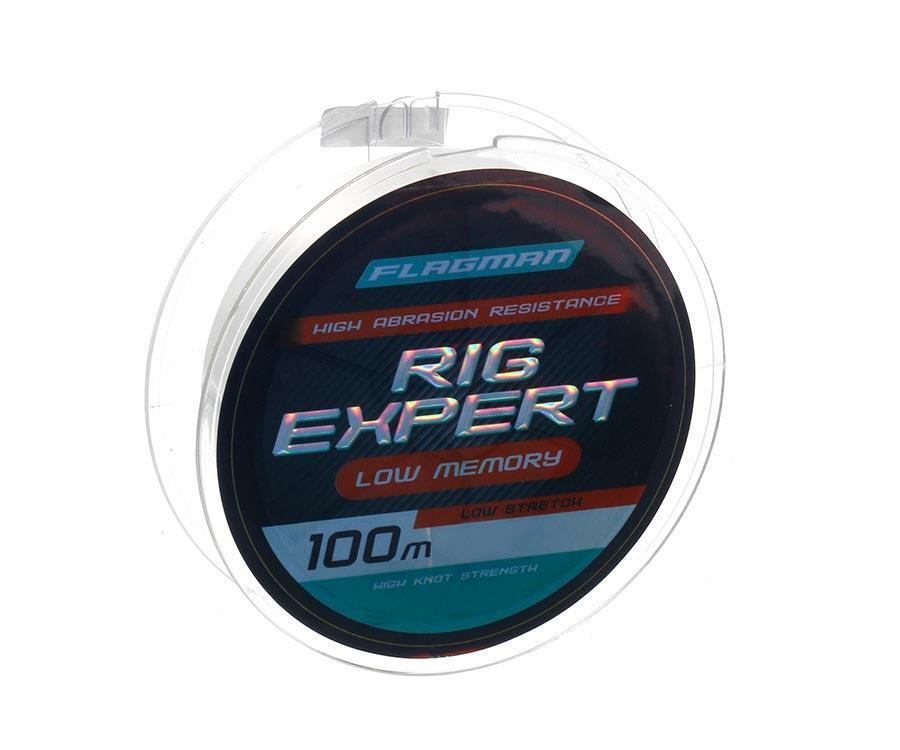 Леска Flagman Rig Expert Line 100м 0.16мм